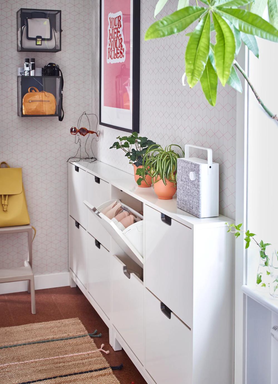Een Ruimte Voor Twee Smalle Gang Inrichten Ikea Inloopkast