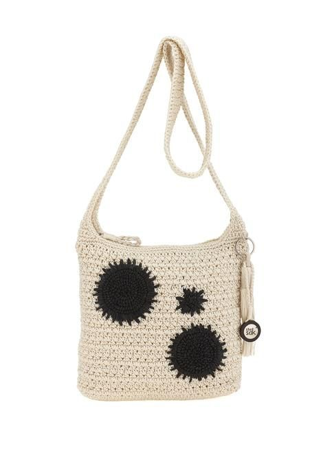 Classic and easy to carry, our crochet crossbody is soft and durable and…