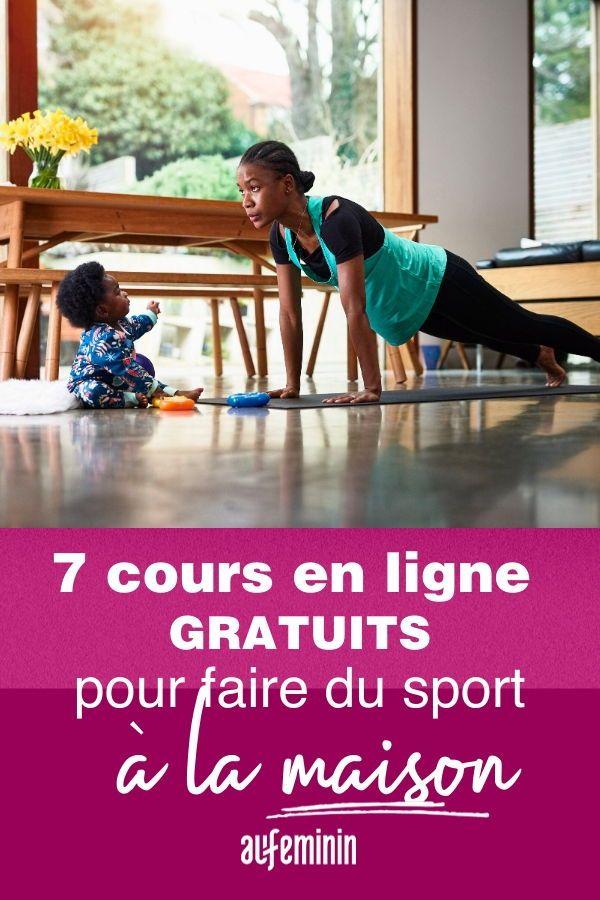 7 cours en ligne gratuits pour faire du sport à la maison