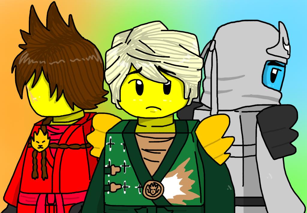Lego Ninjago #131 By MaylovesAkidah.deviantart.com On