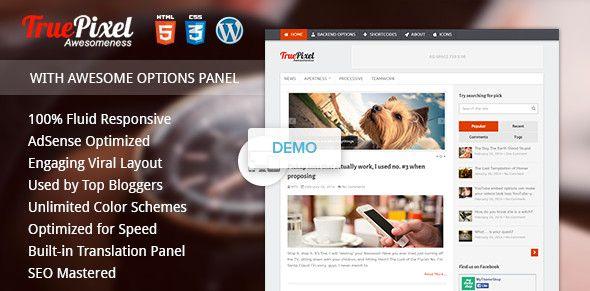Los 5 mejores Temas WordPress para crear contenido Viral | themes ...