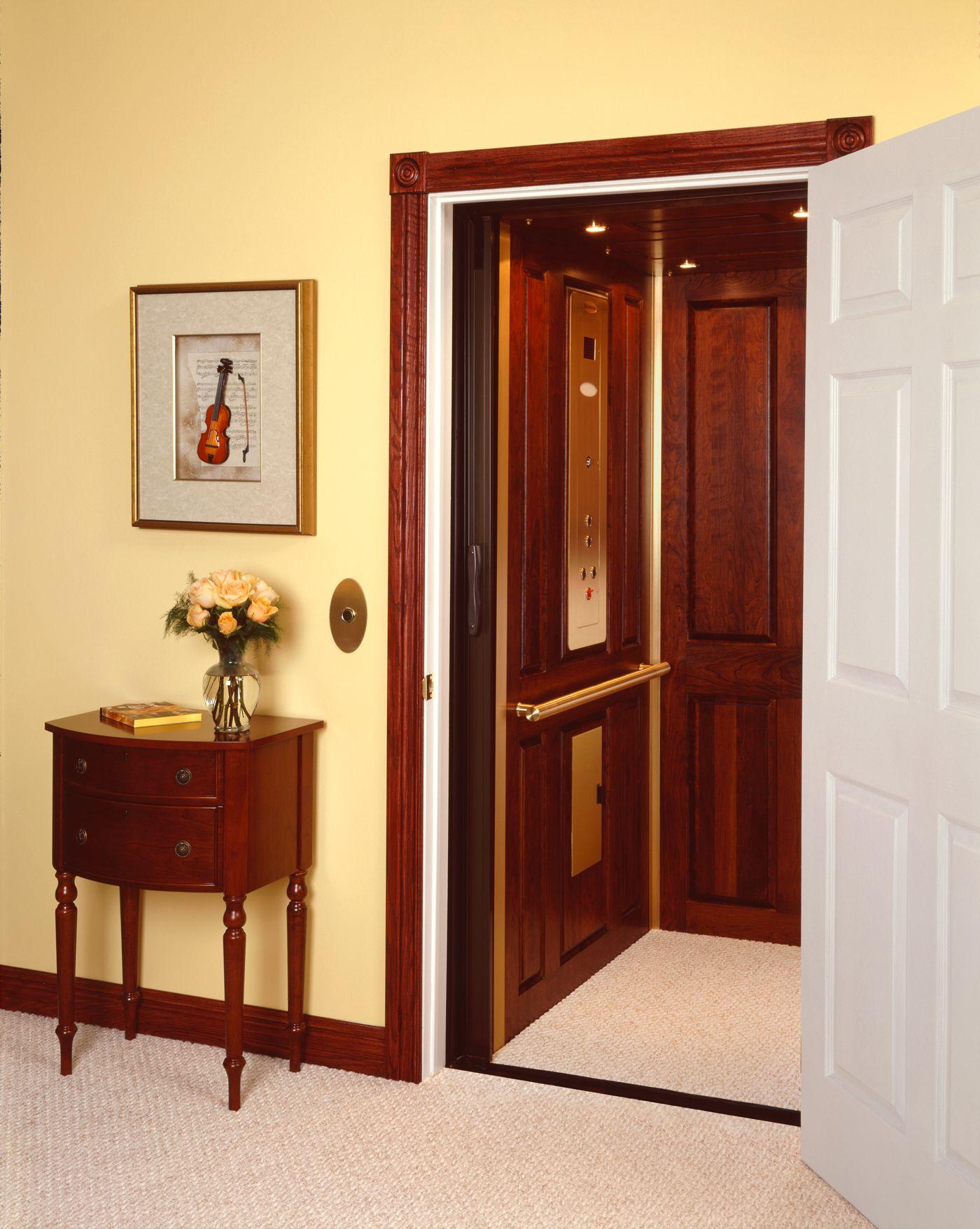 Residential Elevator Design Homeelevator