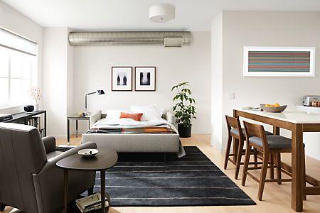 Allston Day & Night Sleeper Sofas - Modern Sleeper Sofas - Modern Living Room Furniture - Room & Board