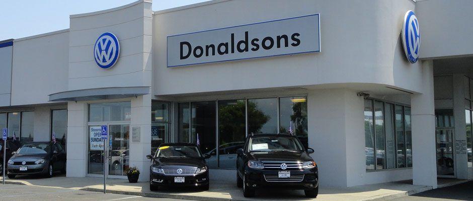 Donaldsons Volkswagen in New York Volkswagen, Dealership