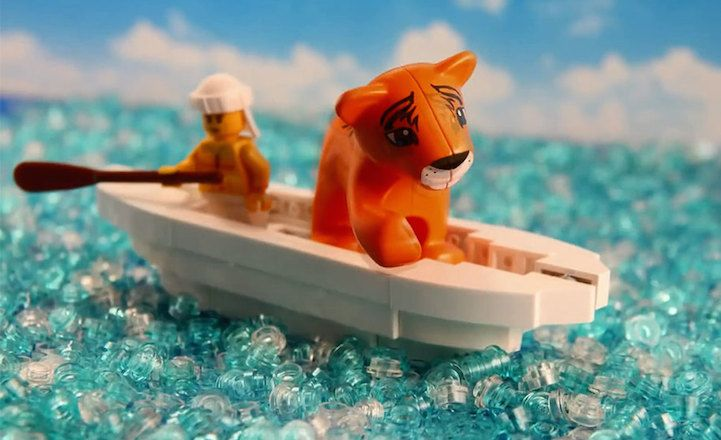 15-Year-Old Recreates Famous Movie Scenes in Amazing LEGO Stop ...