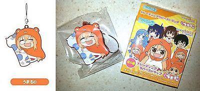 Himouto! Umaru-Chan Nendoroid + Rubber Strap Umaru Doma D Good Smile Licensed NW