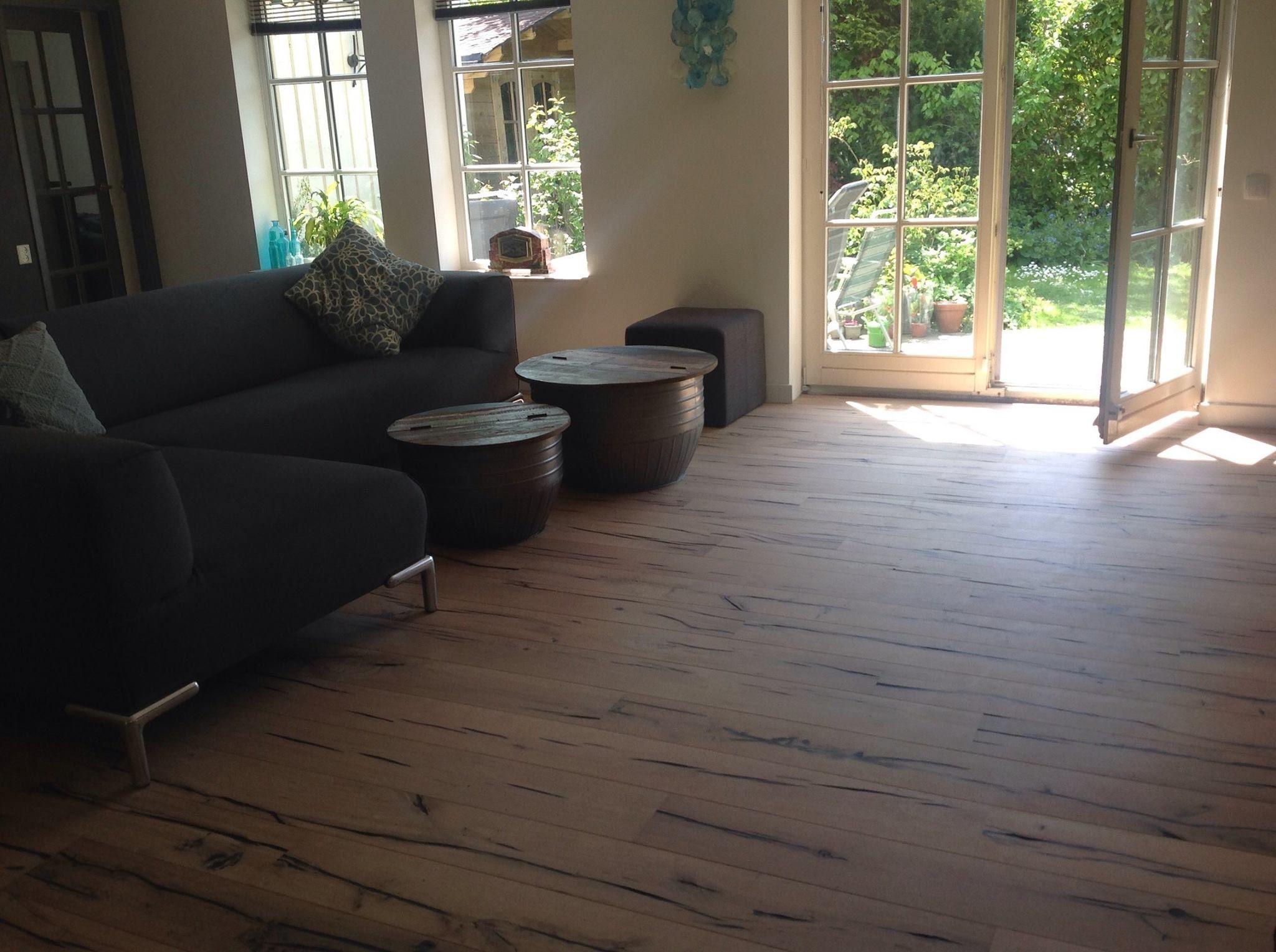 onze nature vloer met 3x skylt lak prachtige eiken houten
