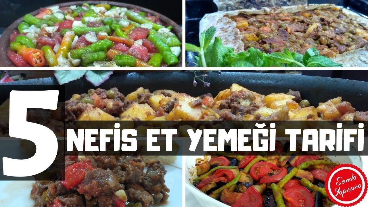 Photo of 5 Different Tasty Meat Dishes Recipes