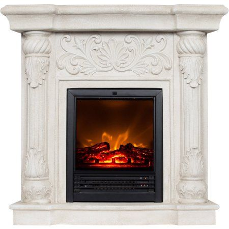Home Improvement Fireplace Heater Electric Fireplace Heater