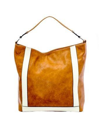 Charlie Brown Bravo Hobo Bag In Tan Handbag