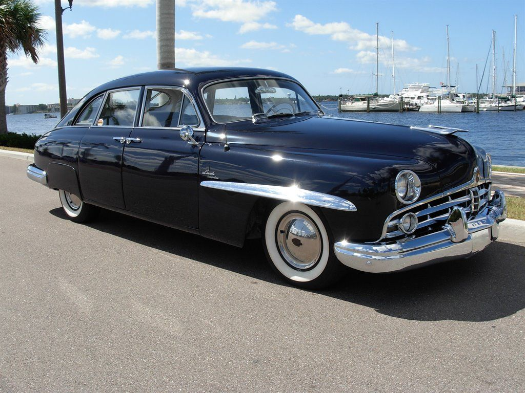 1949 Lincoln Cosmopolitan Fastback Sedan For Sale