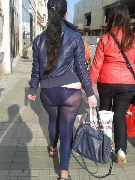 Tights are NOT Pants! You're Doing it Wrong! -