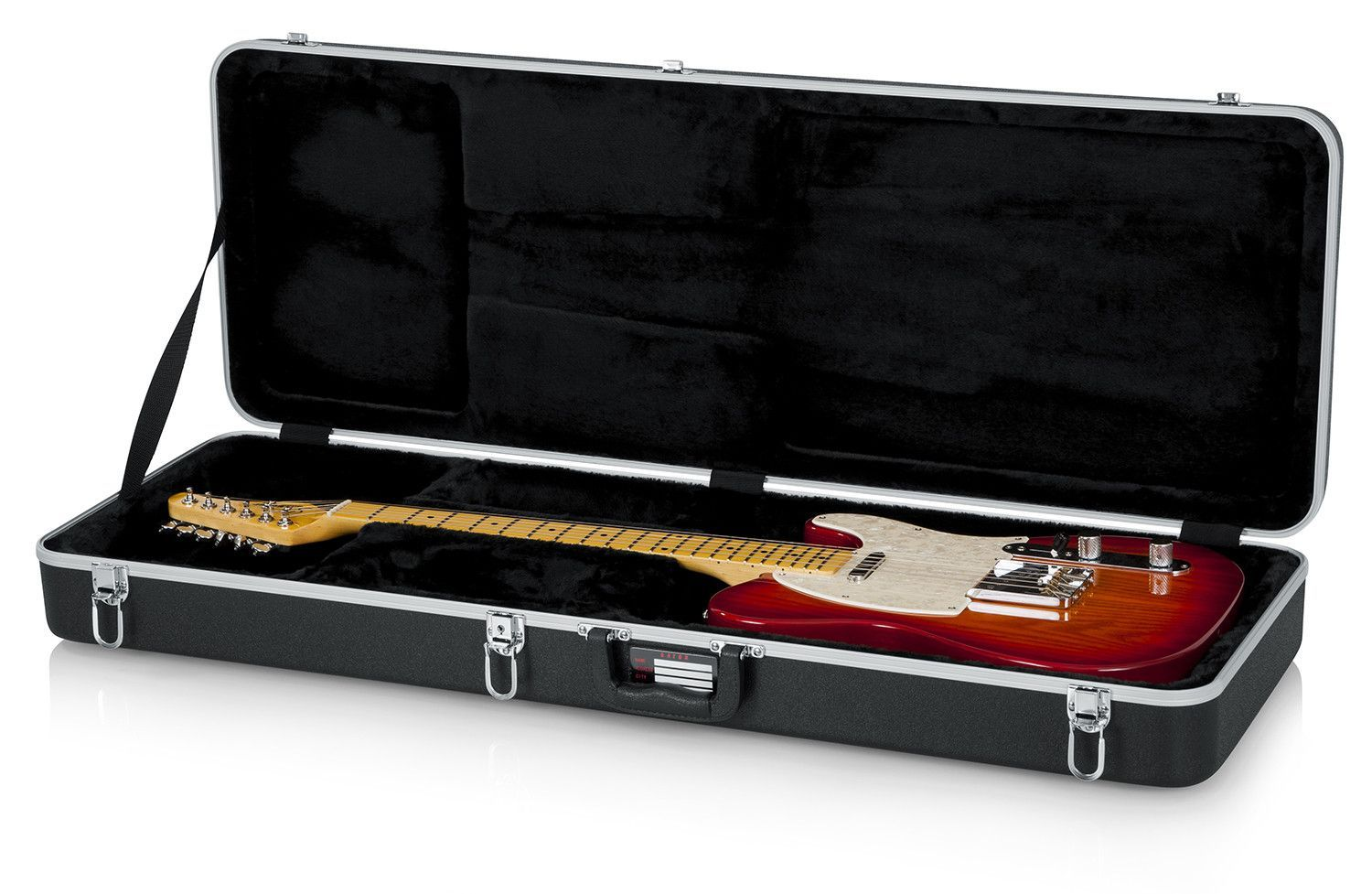 Deluxe Molded Case for Electric Guitars