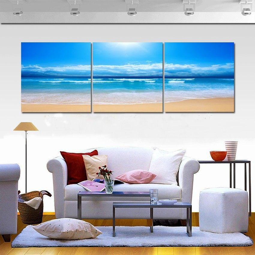 Comprar pintura del paisaje marino 3 for Cuadros verticales grandes