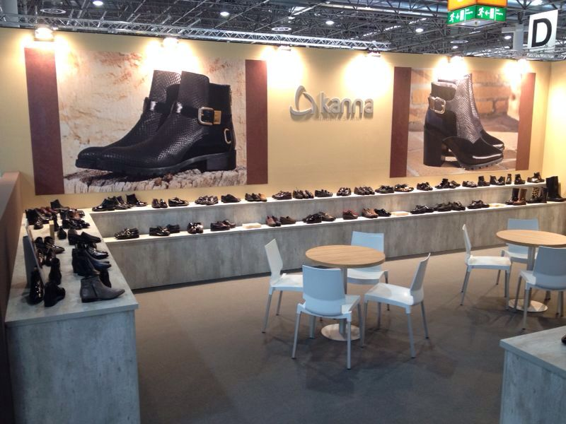 We showed our proposals for next Fall/Winter'15 #gds2015 #Winter15 #Comfortshoes
