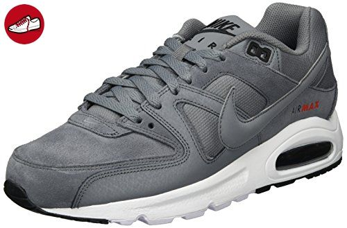 finest selection 1d1d3 7ff89 Nike Herren Air Command Prm Sneakers, Mehrfarbig (Cool Grey  Cool Grey   Black