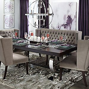 Townsend Logan Dining Room Inspiration | New house (mom) | Pinterest ...