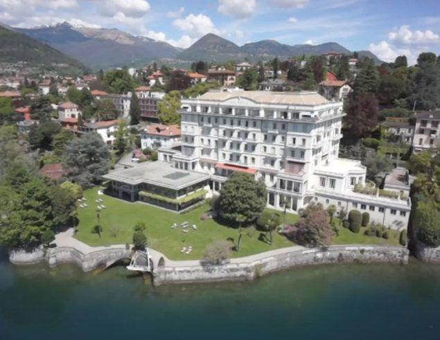 Grand Hotel Majestic Verbania Recherche Google Op Reis Reis