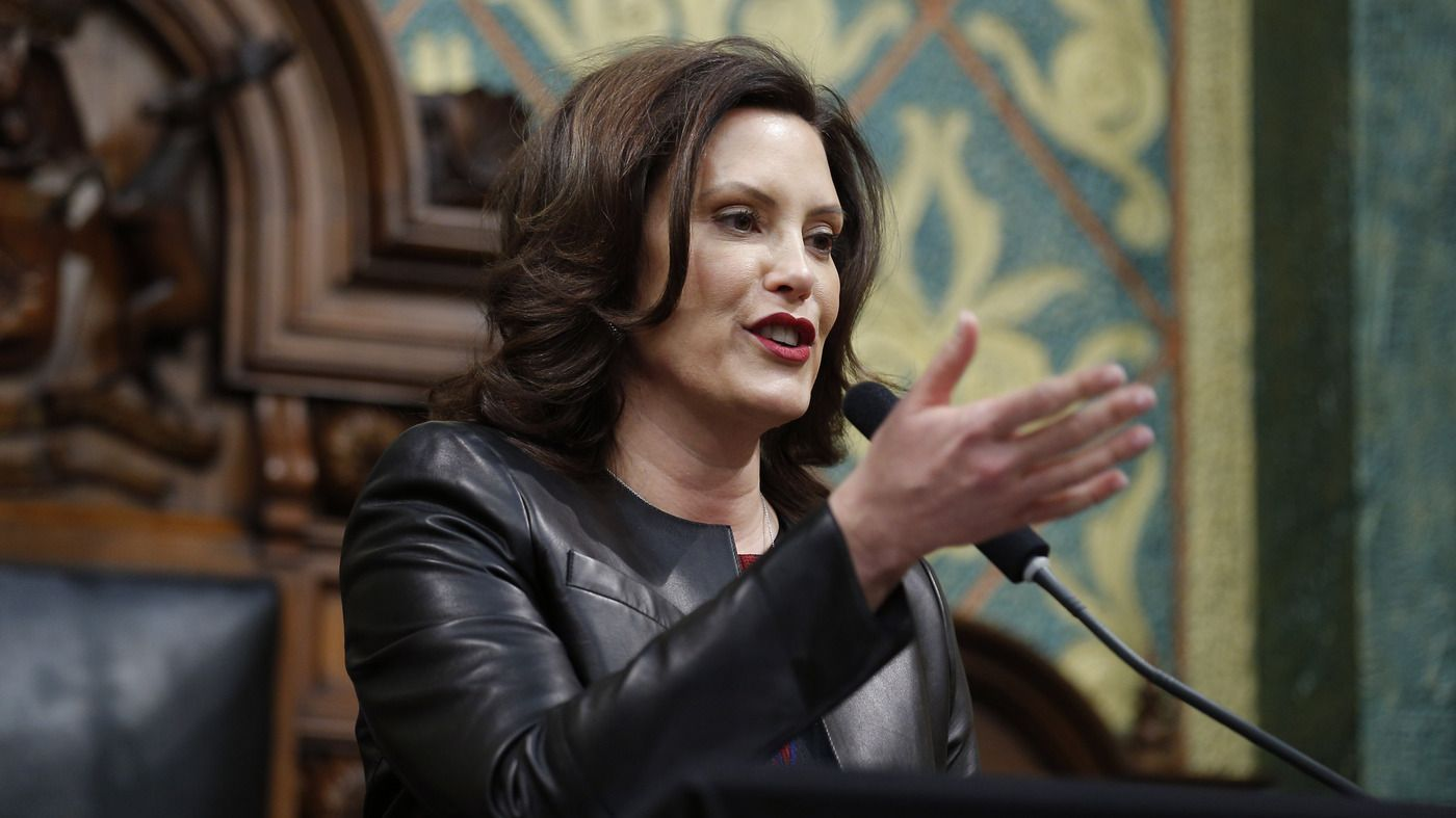 Antwort Demokratische Faktenprufung Gov Gretchen Michigan Von Whitmers Fact Check Michigan Gov Gretchen Whitmer S Democratic Response In Ihrer In 2020 With Images