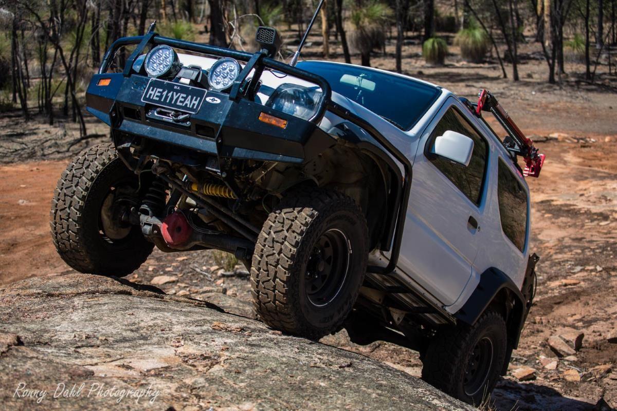 Modified 4x4 Trucks The Series Suzuki Jimny 4x4 Trucks Suzuki