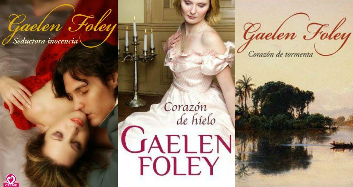 So ando entre libros El Club Inferno - Gaelen Foley