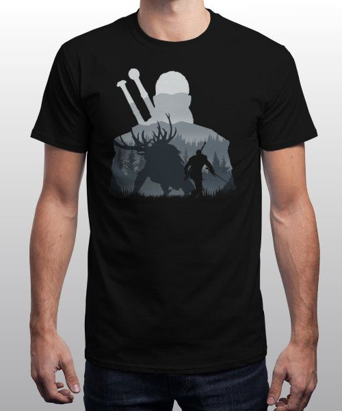 """Hunter"" is today's £9/€11/$12 tee for 24 hours only on Pin this for a… 