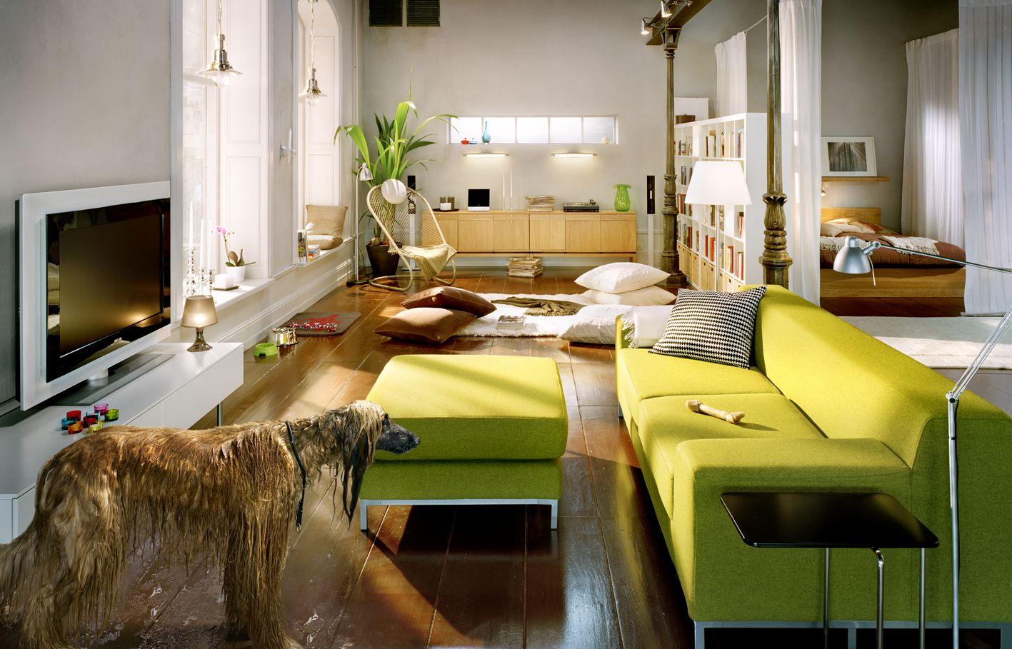 Family Room Interior Design Idea Home Interior Design Ideas Ikea ...