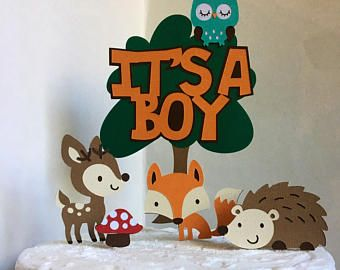 Image Result For Woodland Animals Baby Shower Decorations