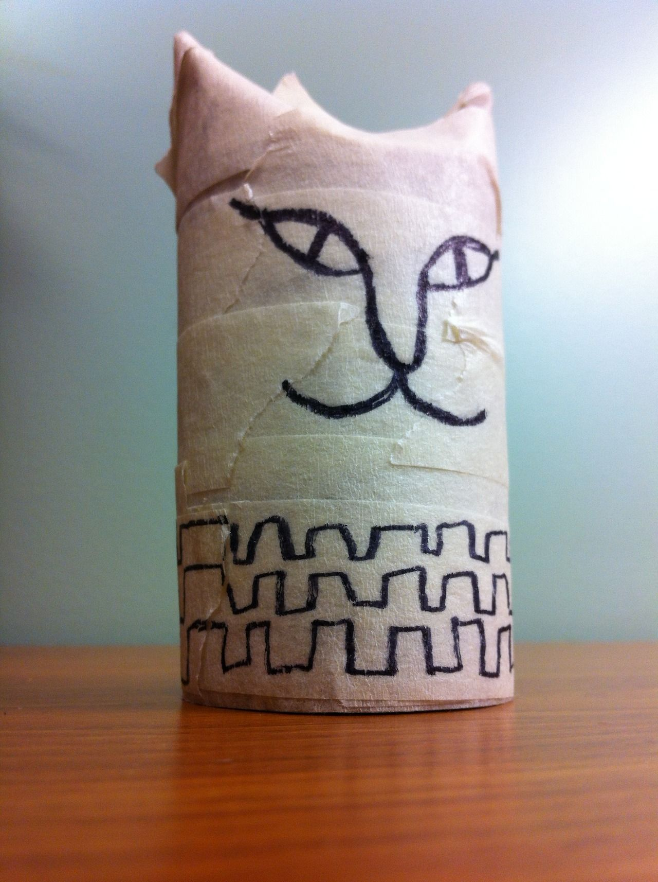 "Story Time ""Skippyjon Jones in Mummy Trouble"" craft"