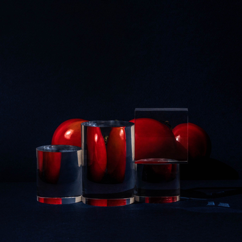 Verzerrte 'Perspective' Food Still Lifes von Suzanne Saroff | Trendland Online Magazine Kuratiert das Web seit 2006