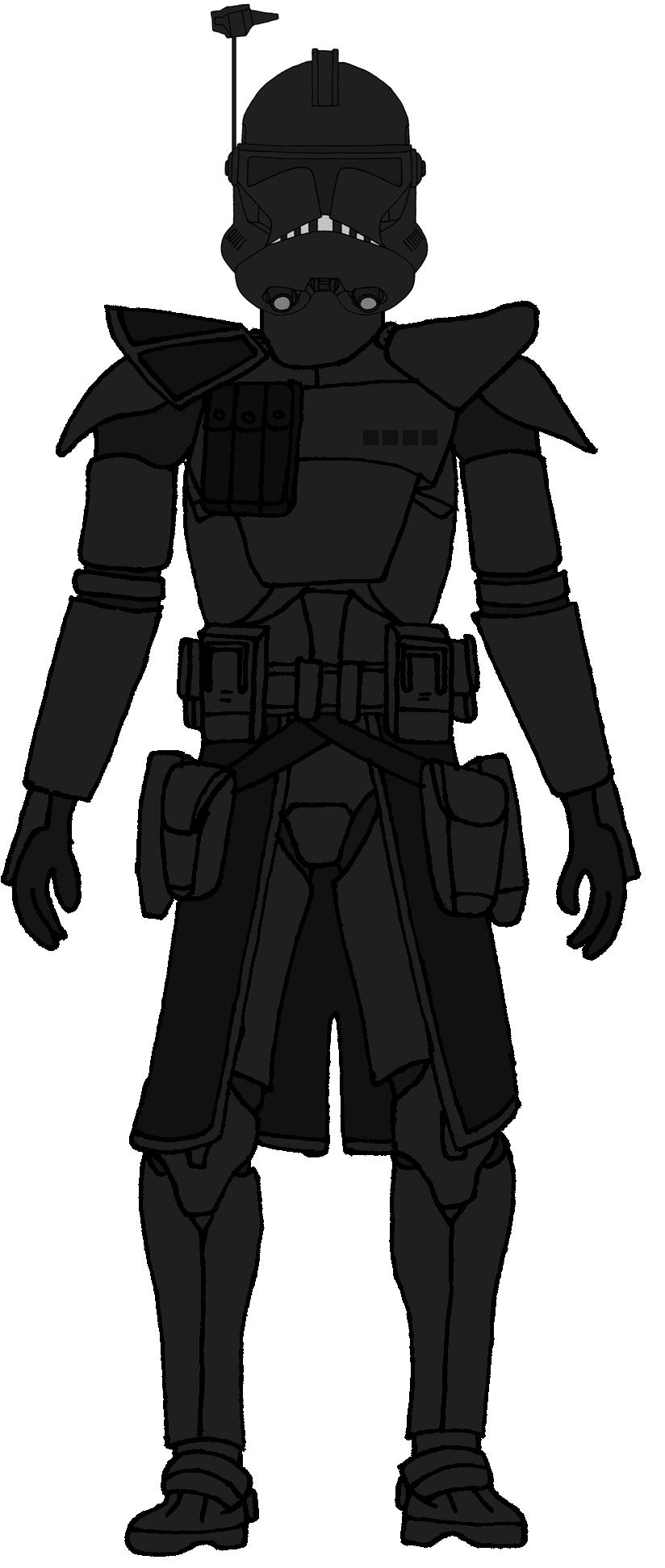 clone trooper 9th assault corps clone wars tv show units