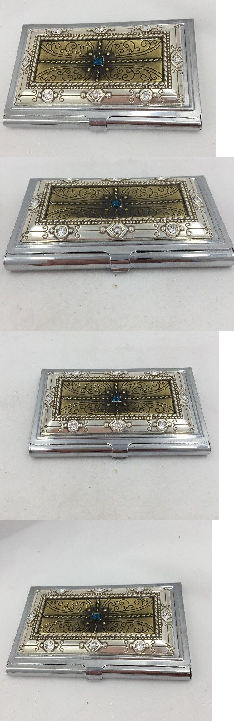 Business and Credit Card Cases 105544: Brighton Metallic Regal ...