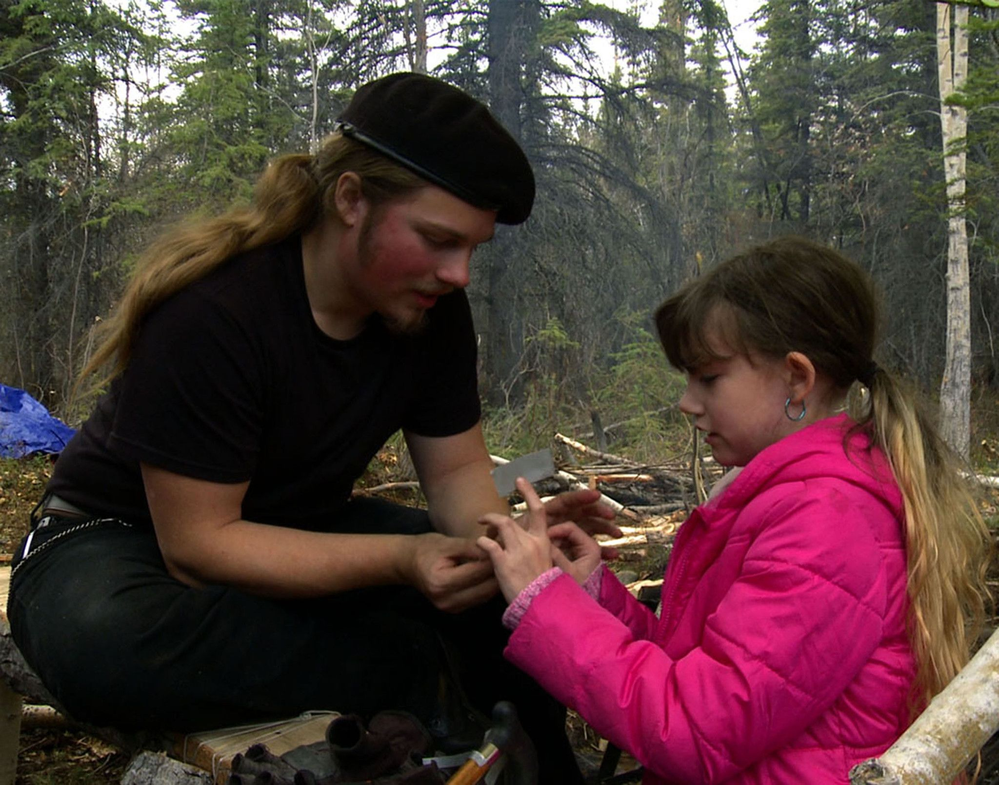 Billy and Ami | Alaskan bush people, Alaskan, Couple photos