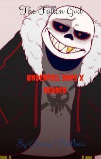 Adulation: Underfell Sans x Reader | Sans and reader