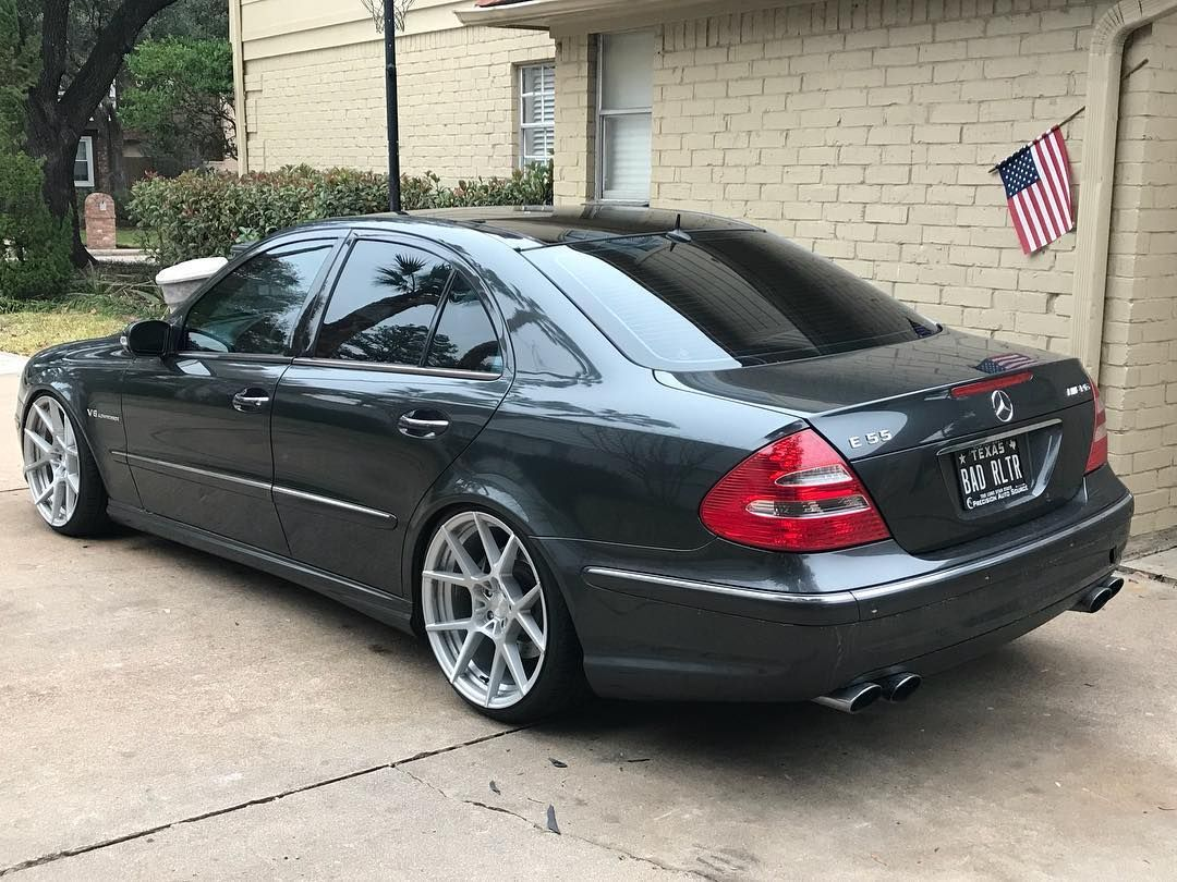 Really Digging The Wheels Rotiform Rotiform E55 Amg Mercedes