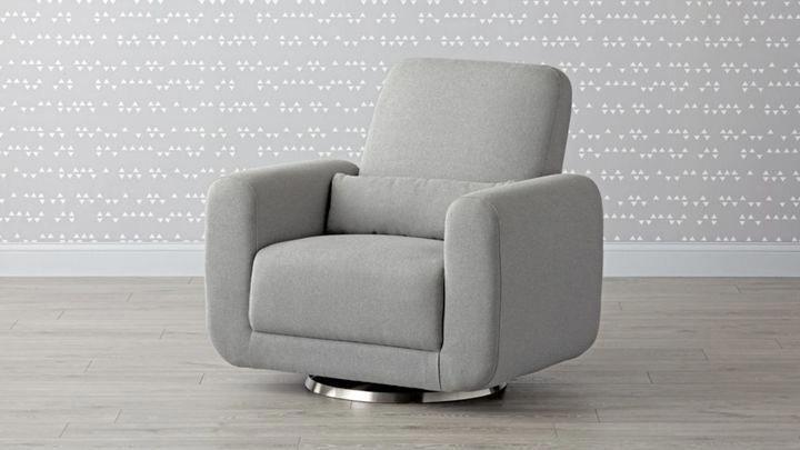 Astounding Babyletto Tuba Swivel Glider Chair And A Half Chairandahalf Beatyapartments Chair Design Images Beatyapartmentscom