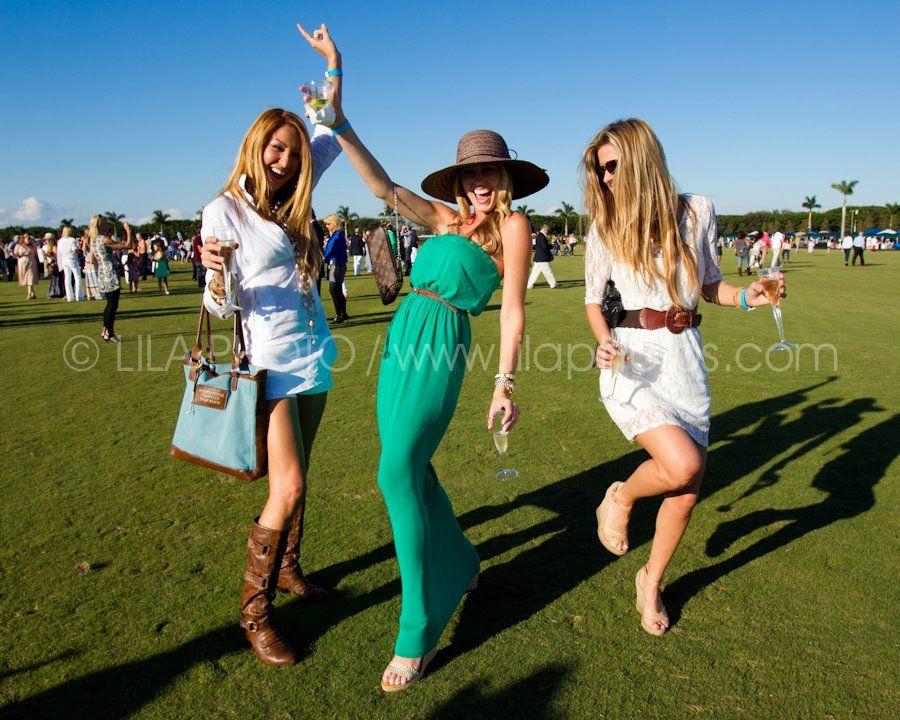 Palm Beach Polo Las Social Activities Club Florida Living