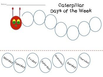 Marvelous The Very Hungry Caterpillar Coloring Book 71 Caterpillar Days of the