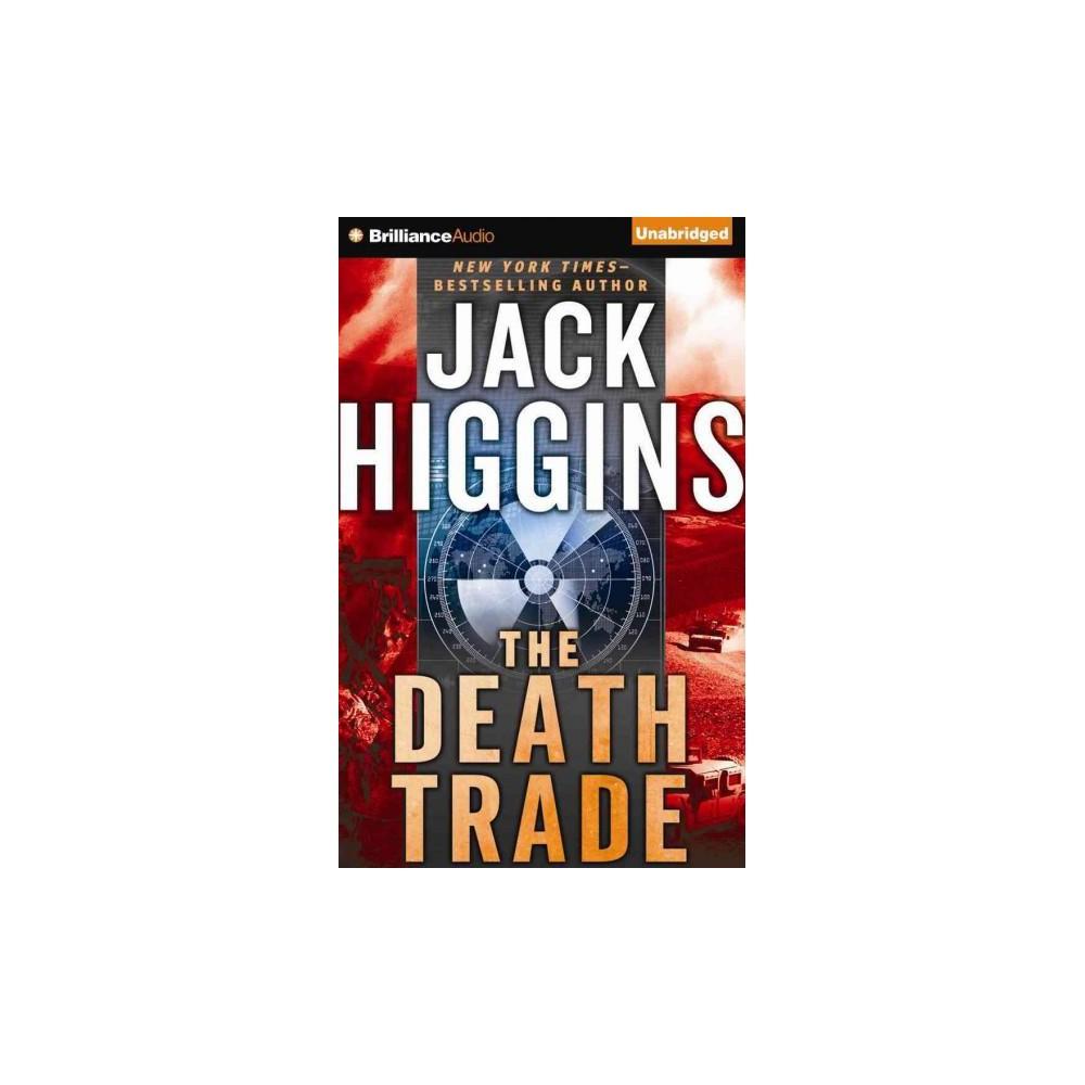 The Death Trade, the ( Sean Dillon) (Abridged) (Compact Disc)