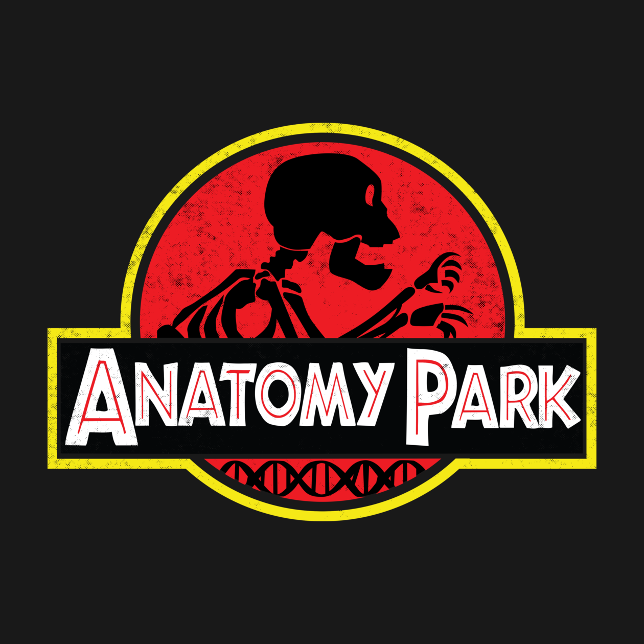 Take a microscopic journey to Anatomy Park, located in a scenic ...