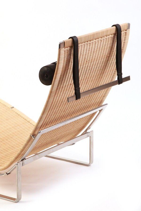 Poul Kjaerholm Fritz Hansen Chaise Lounge