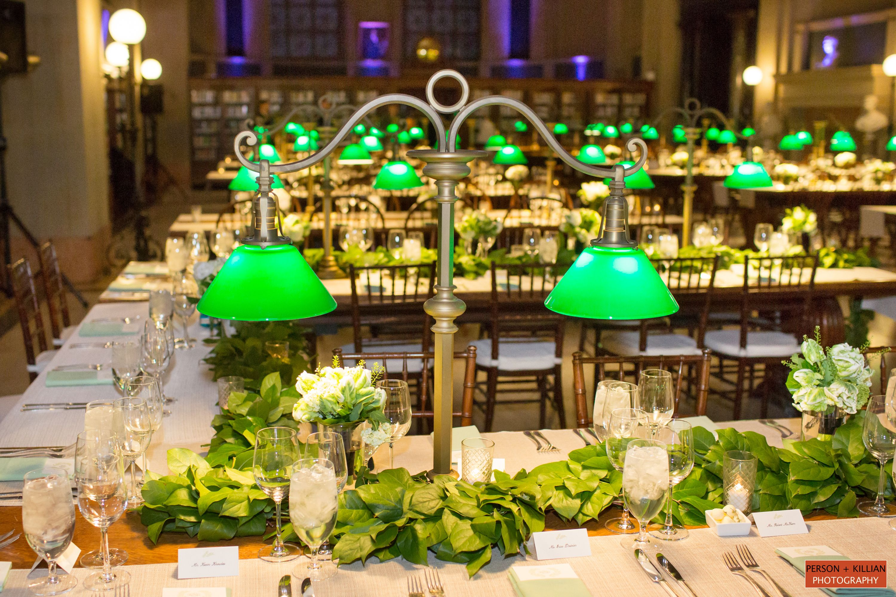 Boston Public Library Wedding, The Catered Affair, Flowers By Table U0026 Tulip    Boston