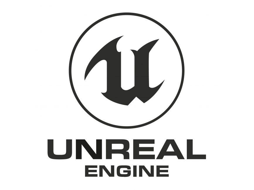 Download Unreal Engine Pdf And Svg Logo Vector Format And Png Transparent Format Adobe Illustrator Ai Format Corel Draw Cdr Format Eps Formatfree Download U