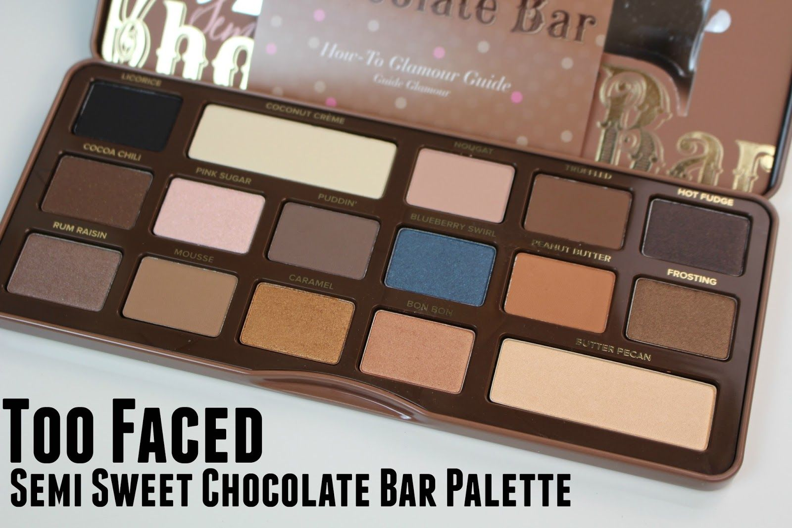 Too faced giveaway ♥♥♥ OMG love the colours!!