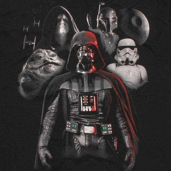 star wars dark side makeup