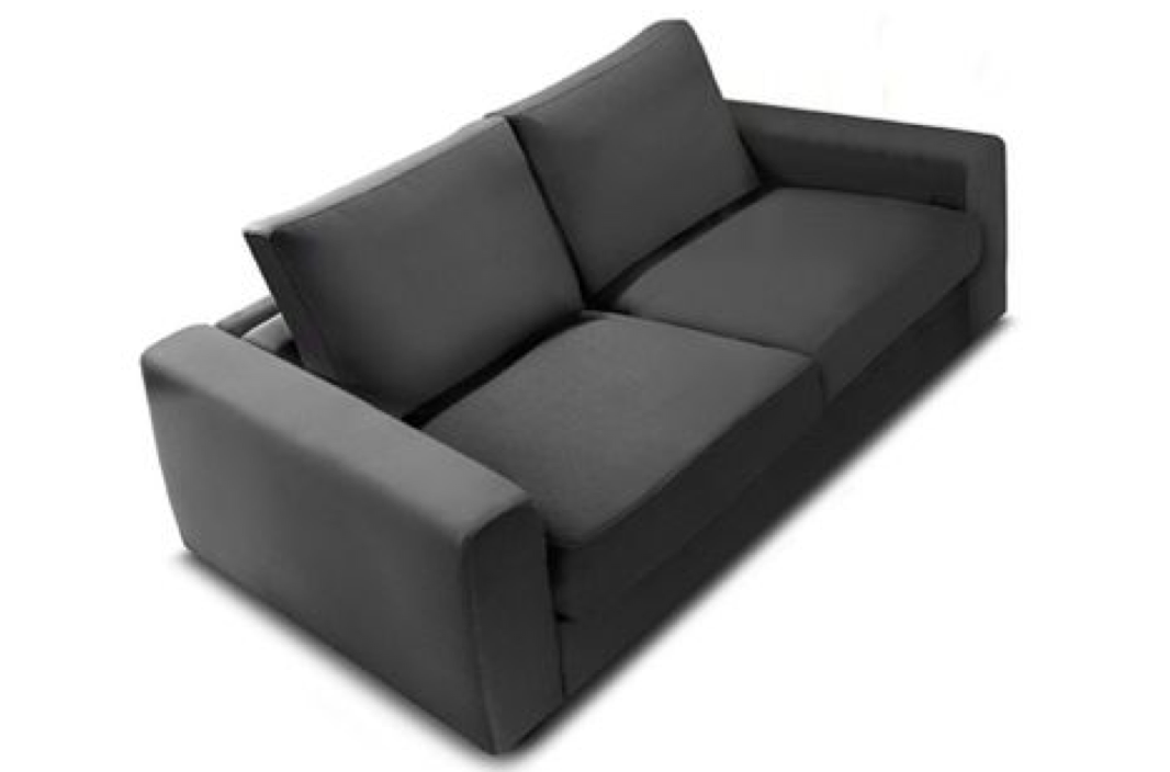 king sofa bed. King Living - Dream Sofa Bed. Bed 1600 Compact Arm 1900mm Wide.  Wide 2020mm King Sofa Bed M