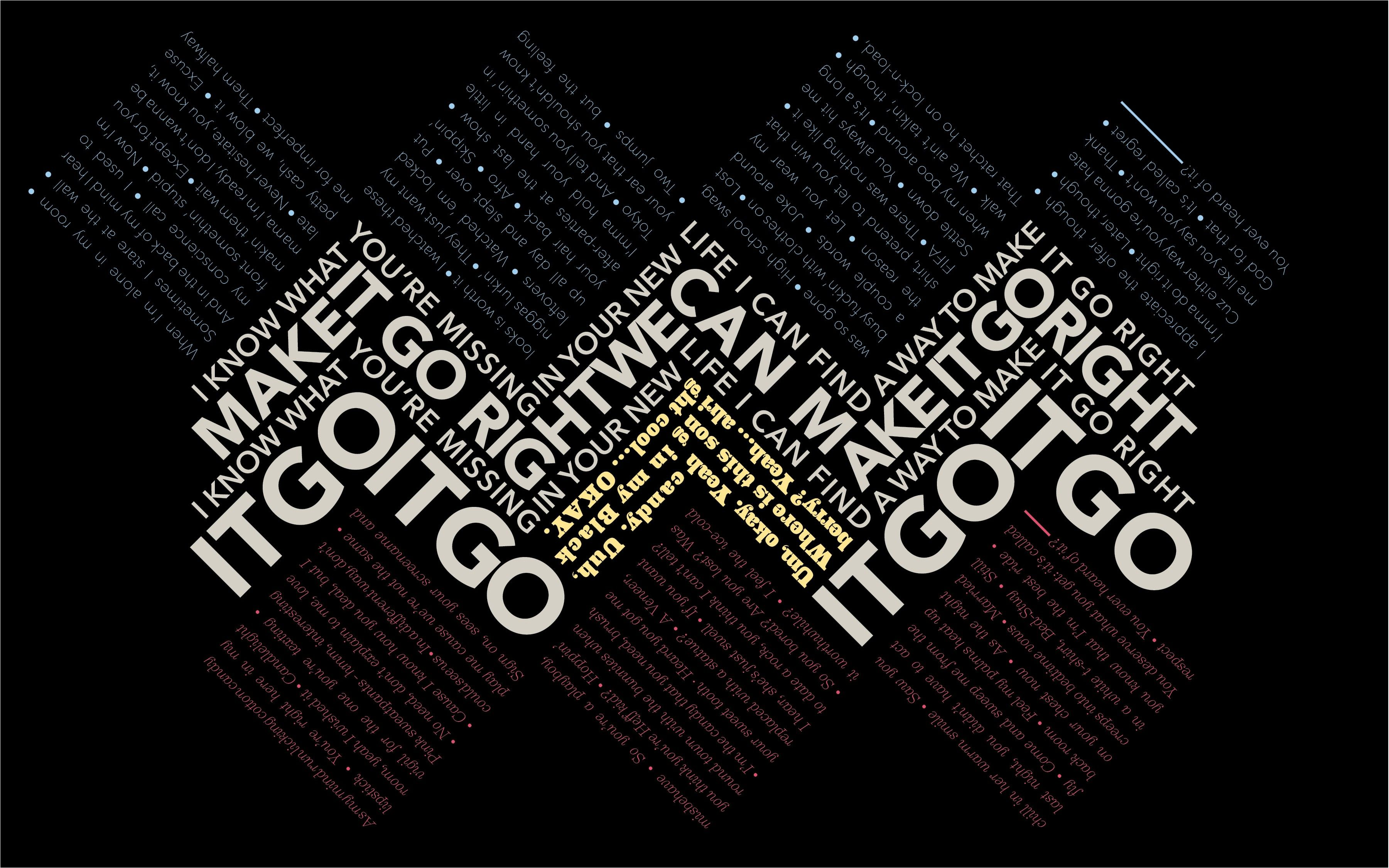 typography poster - Google Search   女装素材   Typography ...