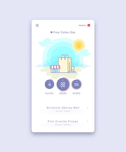 50 Innovative Material Design UI Concepts with Amazing User Experience - 23