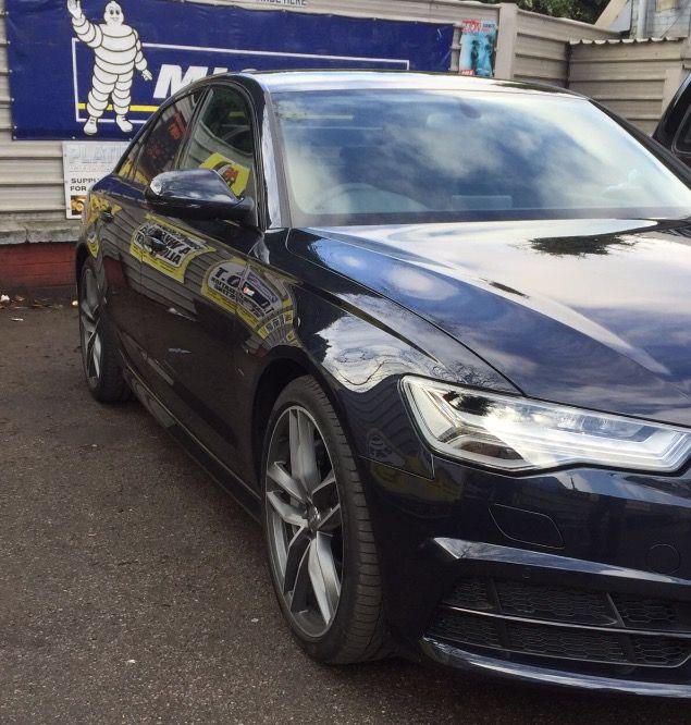The Audi A6 #carleasing Deal