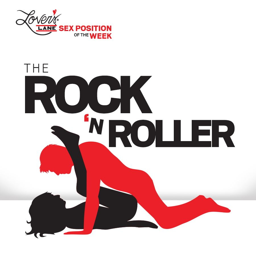 The rock and roll sex position